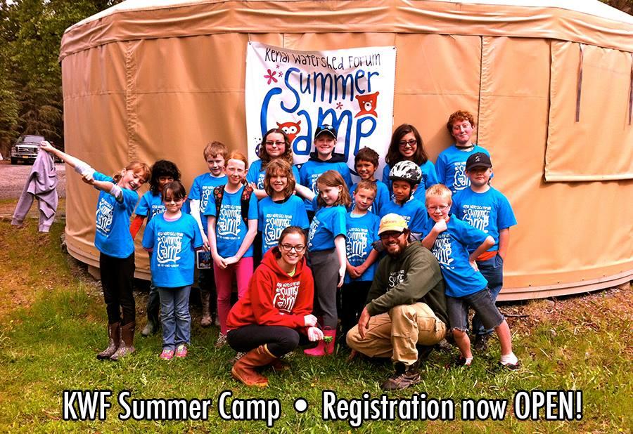 KWF Summer Camp Registration Open!