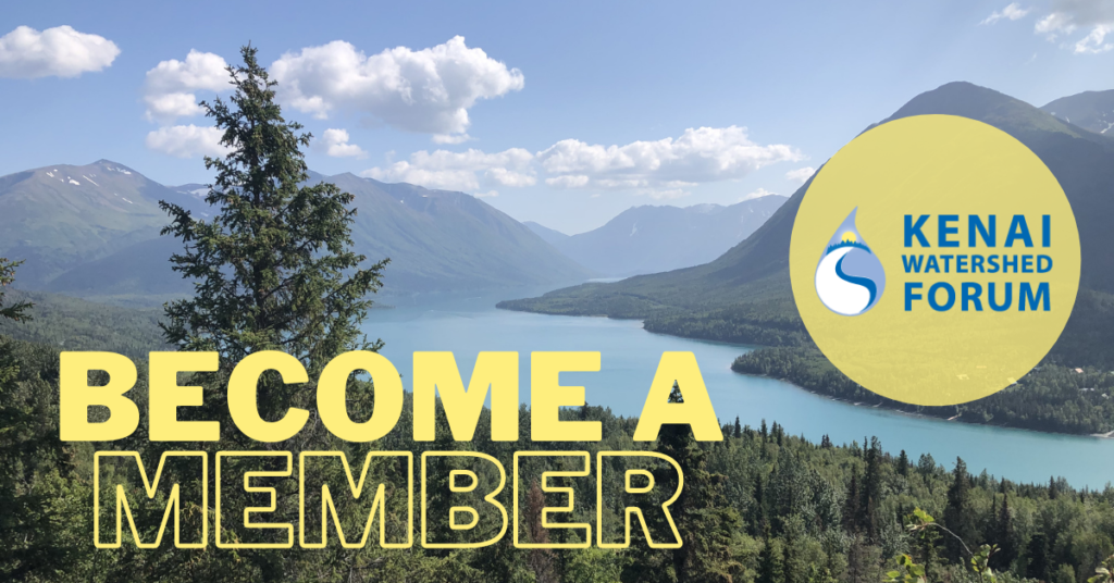 Become a Member of Kenai Watershed Forum